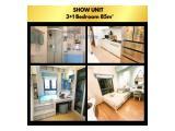Dijual Apartemen Sky House BSD Tangerang (Khusus Fase 2) - Samping AEON Mall BSD